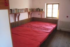 Literaturzimmer Betten, Neubau OG